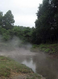 Bang Mineral Hot Spring- A place for huge tourism potential