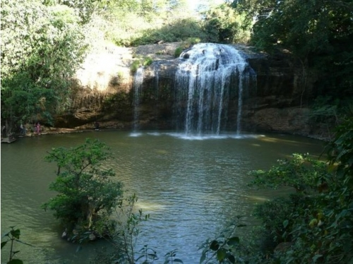 Dalat's Datanla Waterfall Destination