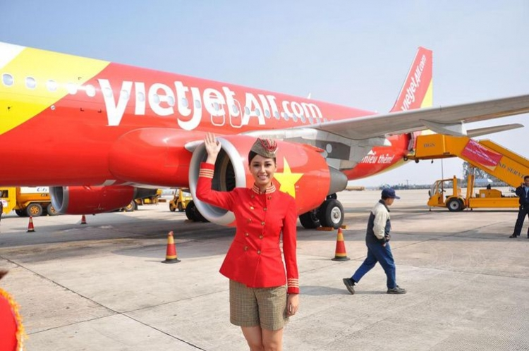 Vietjet Air launches big promotion for Tet holiday