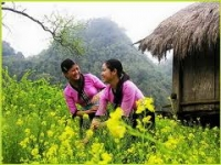 Mai Chau Valley, Hoa Binh- A popular tourist destination in the North Vietnam