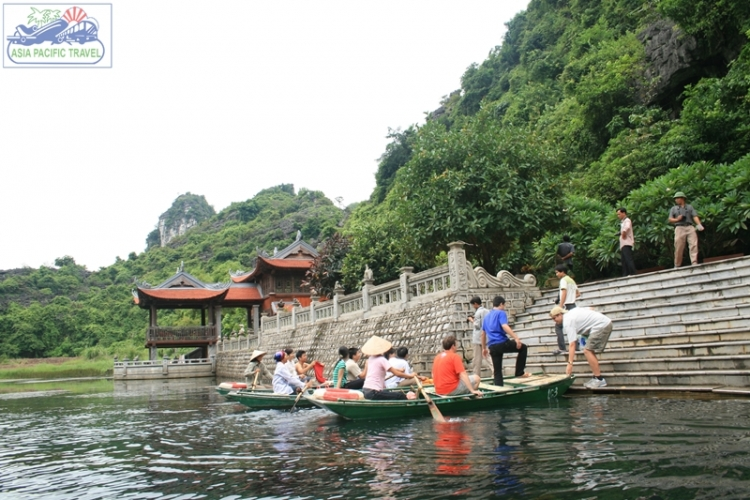 Ninh Binh retains value of Trang An Complex