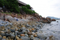 Peaceful beachs in Quy Nhon