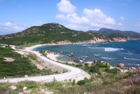 A day in Binh Ba island