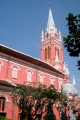 Tan Dinh - the beautiful pink cathedral