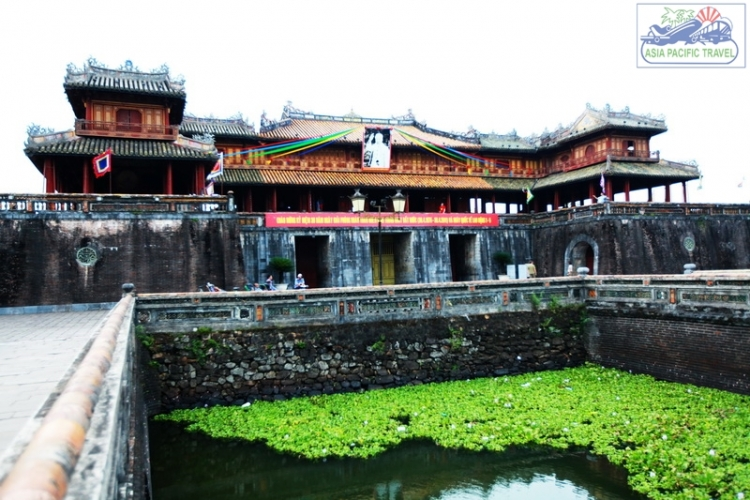 Free entrance at Hue Imperial Palace on National Day