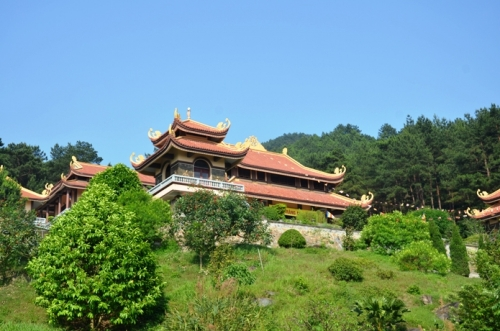 Tay Thien Temple- birthplace of Vietnamese Buddhism