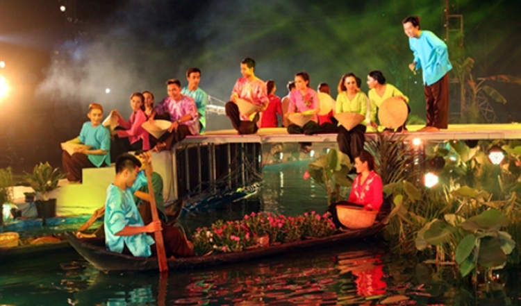 Week of Culture - Tourism Mekong Delta in Hanoi
