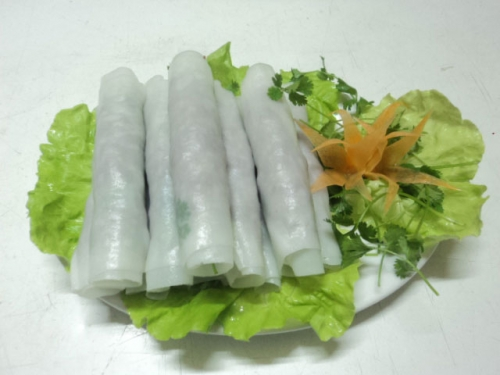 Pho cuon: A favourite dish for hot summer in Hanoi