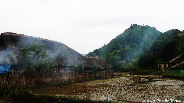 Peaceful Tha Village in Ha Giang