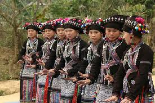 The Lao ethnic group - National character of the end of northwestern heaven