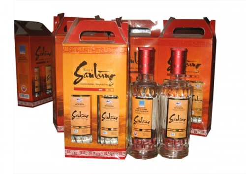 San Lung wine- a speciality of Sapa