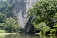 Visit Puong Cave in Ba Be National Park