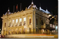 Hanoi Opera House - Truly a Beautiful Building in Hanoi