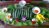 Rang Bua Cake - distinguished flavor and taste cake