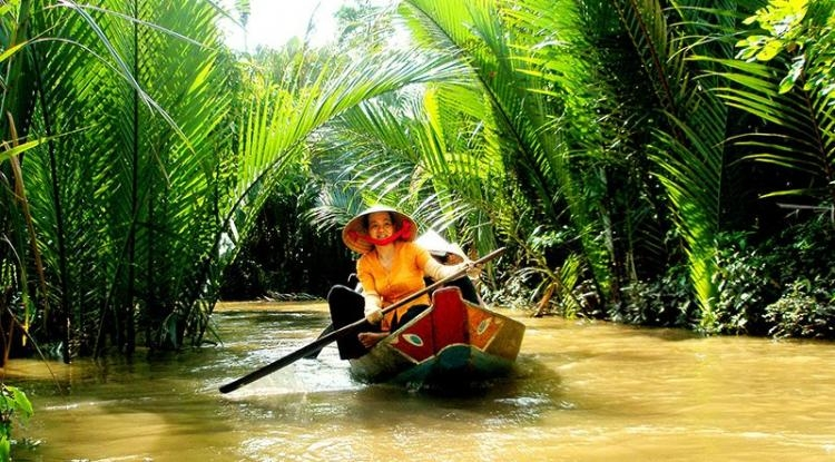 Amazing one-day trip to the Mekong Delta