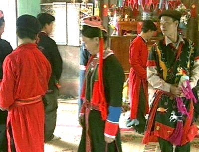 Customs and habits of Dao ethnic group