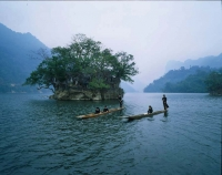 "Ba Be Lake- ""Precious Jade of Vietnam"""
