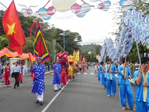 Whale worshiping festival to open in Ba Ria - Vung Tau