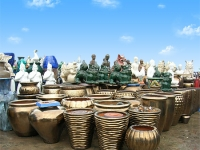 Pay a Visit to Binh Duong Ceramic Villages
