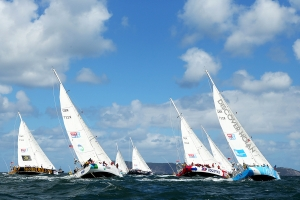 Various events during clipper race fleet's stay in the Da Nang city