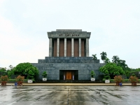 Ho Chi Minh Mausoleum - a symbol of gratitude and respect of Vietnamese people