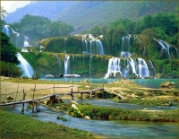 My Lam Mineral Stream, Increasingly Attractive- Tourist Destination in Northeast Vietnam