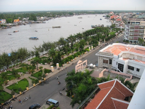 Ninh Kieu Pier- A Symbol of Can Tho City