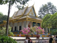 Go Thap bearing great cultural and historical value