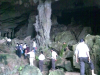 Cam Duong cave- listed as the group of 10 most beautiful caves in Vietnam