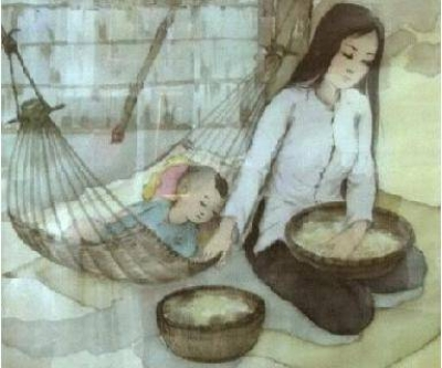 Lullabies - The deep impression in the heart of Vietnamese people