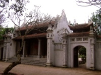 Ba Danh Pagoda - Beautiful and Ancient pagoda