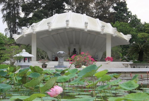 Pay a visit to the revered Nguyen Sinh Sac historical site
