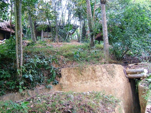 The Relics of ATK Bac Kan